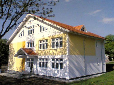Sf. Ecaterina School, Husi