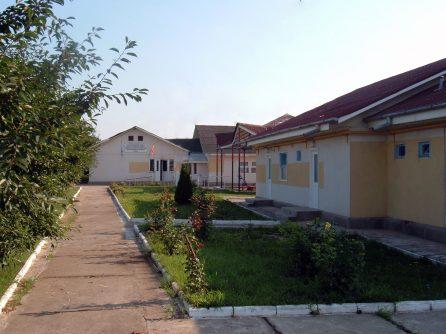 Complex de servicii pentru copilul cu handicap, Barlad