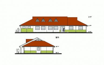 Centru pentru copii cu dizabilitati severe, Husi