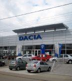 Showroom & Service auto Dacia-Renault